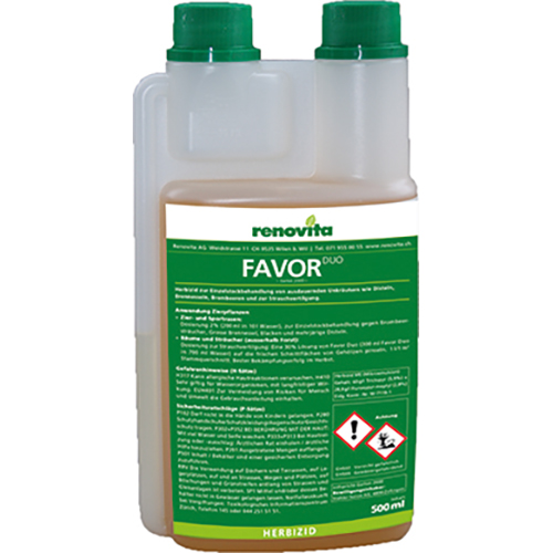Favor Duo + 1 Pinselflasche Image