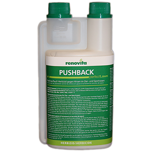 Pushback perfectLawn Image