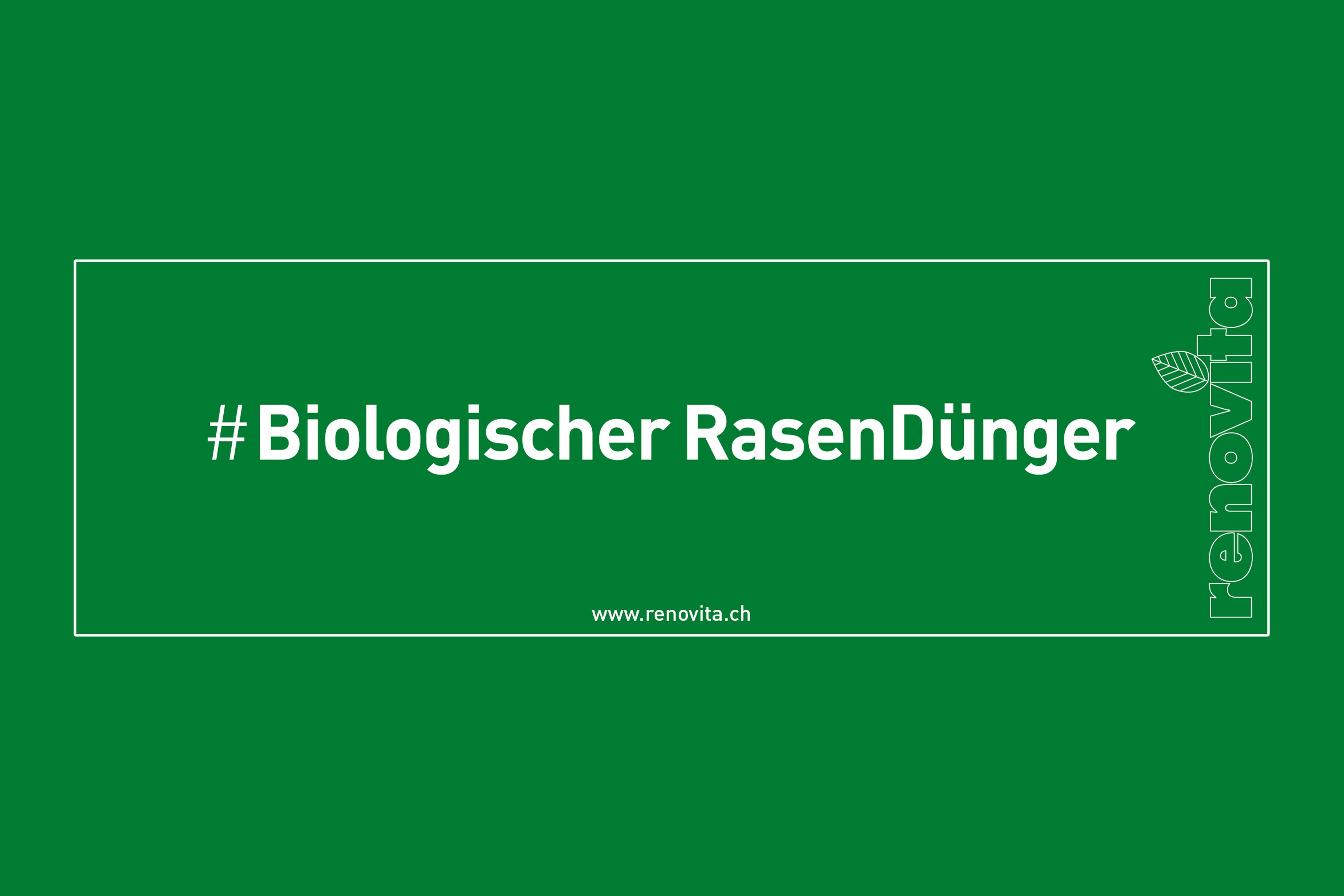 #Biologischer_RasenDuenger