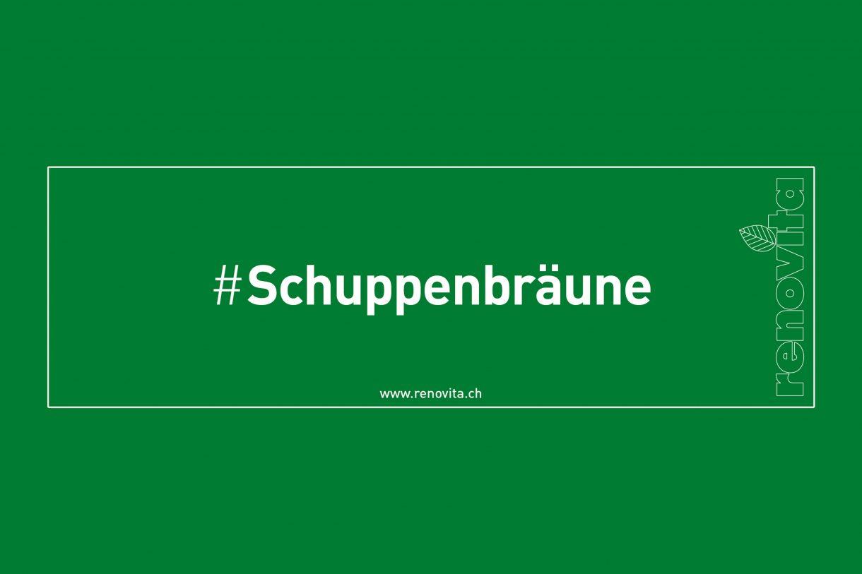 #Schuppenbraeune