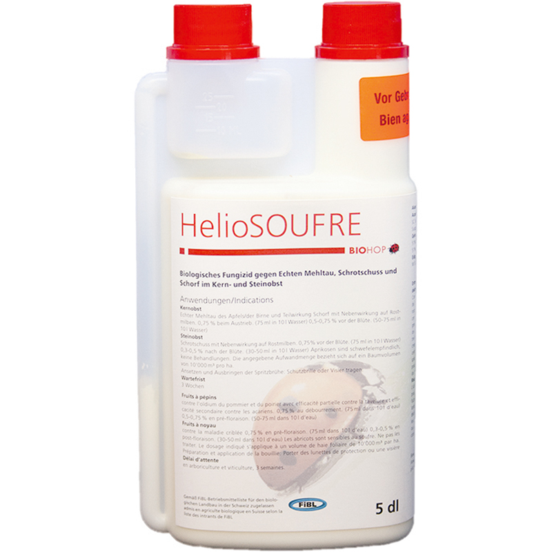 BIOHOP HelioSOUFRE S
